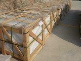 wooden cases packing for marble tiles